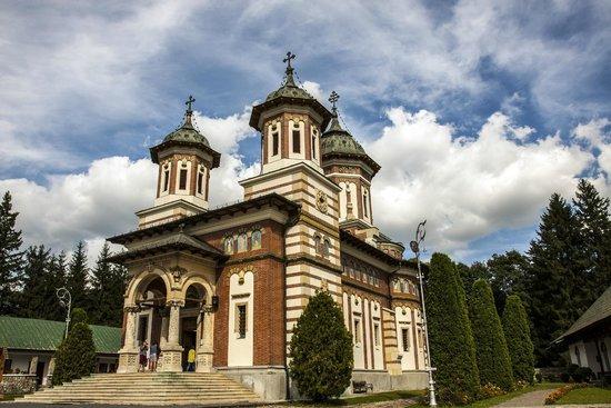 Sinaia Monastery: Manastire
