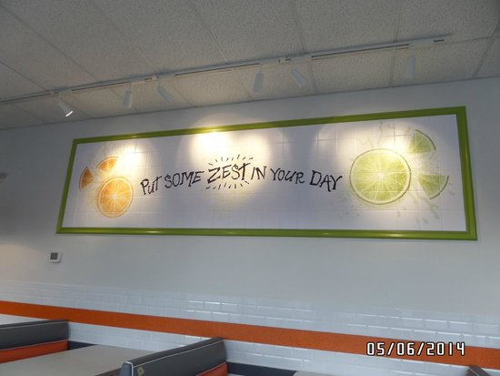 Citrus Diner: Put some Zest in your day!