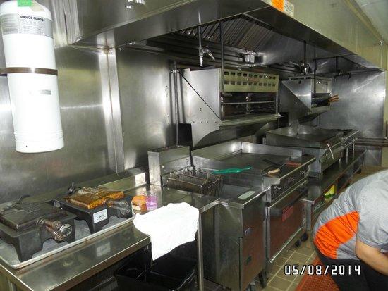 Citrus Diner: Clean, Clean, Clean
