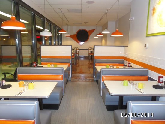 """Citrus Diner: The""""Bowling Alley"""""""