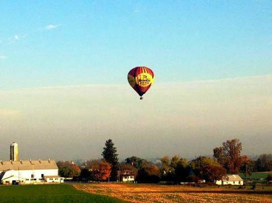 Pottstown (PA) United States  City new picture : ... von The United States Hot Air Balloon Team, Pottstown TripAdvisor
