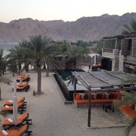 Zighy Bay, Oman: The private reserve