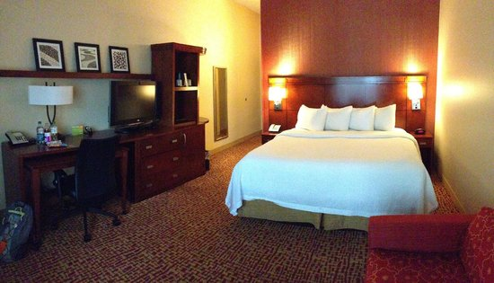 Courtyard Gulf Shores Craft Farms: King Room on 1st Floor