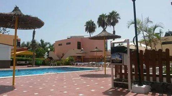 Paradero II: pool