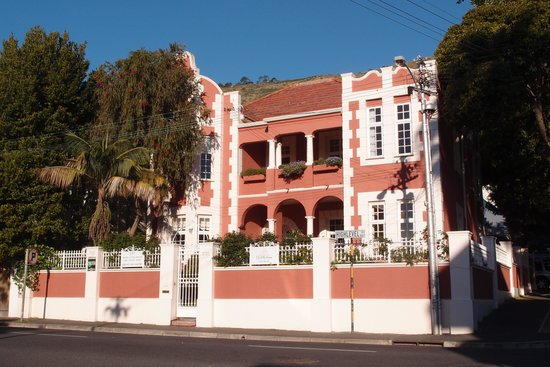 The Villa Rosa: Street view