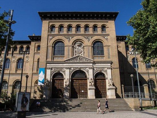Antigua Facultad de Medicina