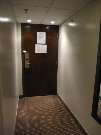 BEST WESTERN Sovereign Hotel - Albany: Entrance