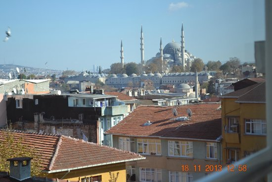 The Suite Istanbul: room apartment view