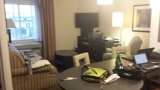 Candlewood Suites Knoxville張圖片