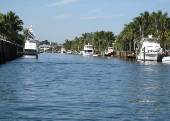 Intracoastal Waterway: Inland Waterway