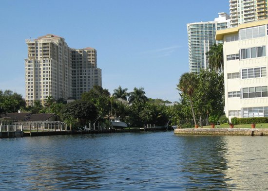 Intracoastal Waterway: Downtown Connection to the Waterway