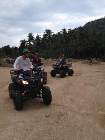 Khanom ATV