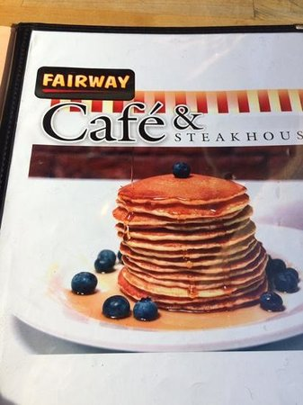 Fairway Cafe : hidden gem upstairs