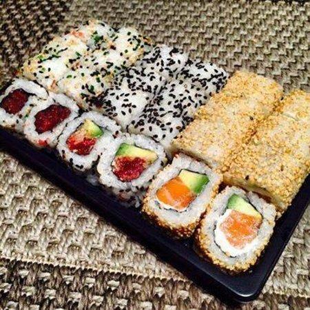 imagen Sushi wasabi en Zaragoza