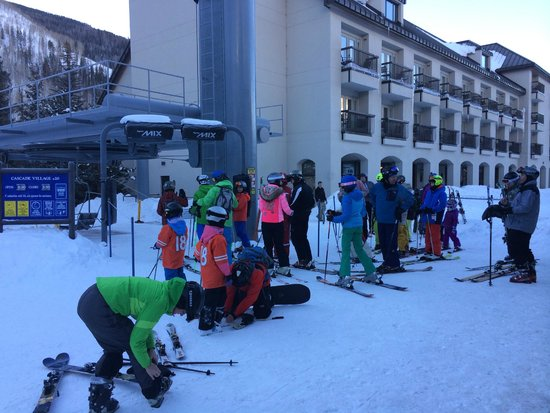 Hotel Talisa, Vail: ski-in/ski-out
