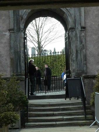 Argyll's Lodging : Entrance