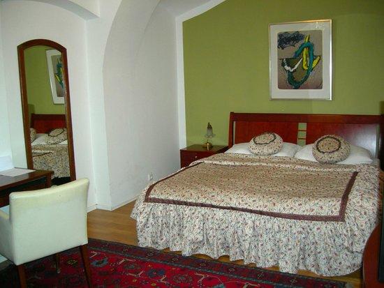 Hotel Casa Marcello: room