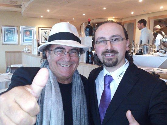 "Toni's Ristorante: Représentant autorisé ""Tenute AL BANO CARRISI"""