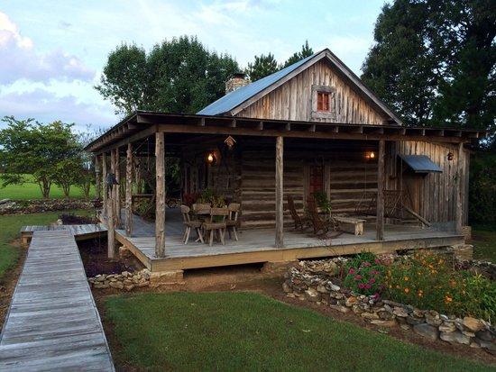 Blue Creek Cabin: Gorgeous
