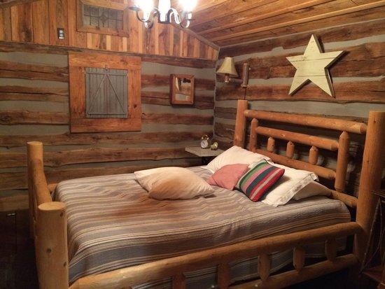 Blue Creek Cabin: Cosy