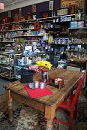 Wunderground Magic Shop