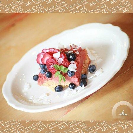 Mi Vida Cafe Vegetarian Cuisine Miami Fl Menu