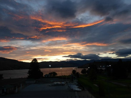 The Lake House at Chelan : View from our Suite deck