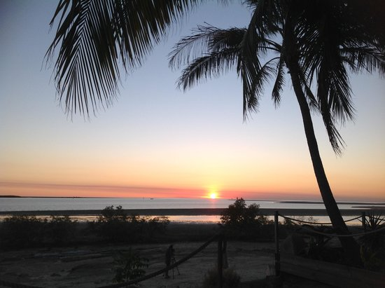 "Karumba, Australia: ""Sunset after a great day fishing"""
