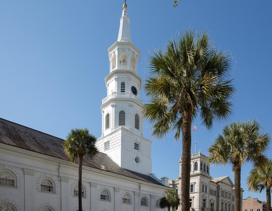 Charleston Footprints Walking Tours: Steeple
