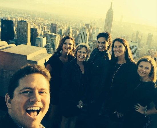Show Me Tours: Top of the Rock