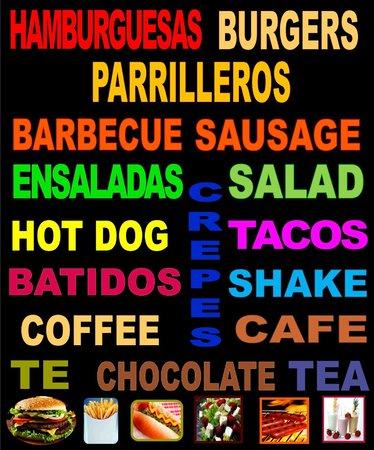 Hamburguesas Torito Restaurante: Variety