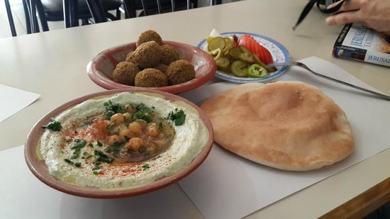 Abu Shukri : Homus Falafel