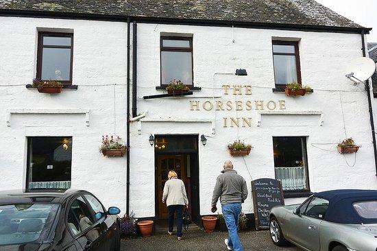Horseshoe Inn: Entrance
