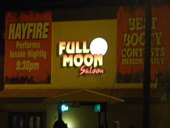 ‪Full Moon Saloon‬