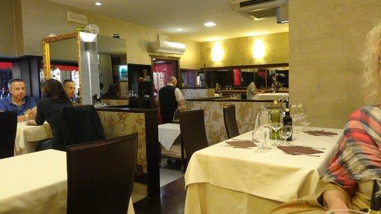Kori: интерьер ресторана