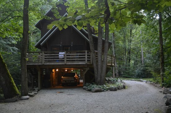 Nantahala River Lodge: Right on the river!