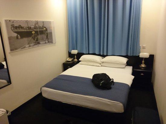 The Port Hotel Tel Aviv: My room