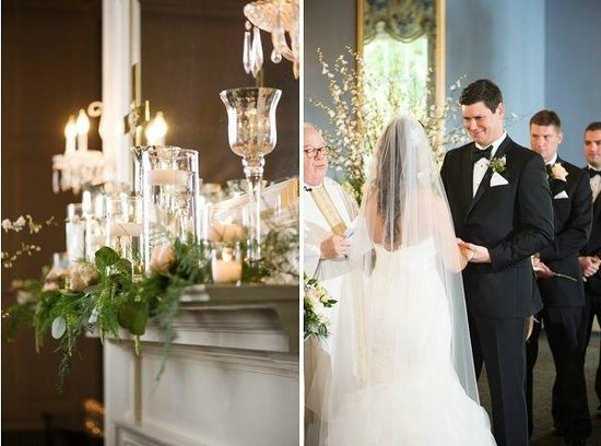 Tidewater Inn: The Crystal Room, Ceremony by Justin Marantz Photography