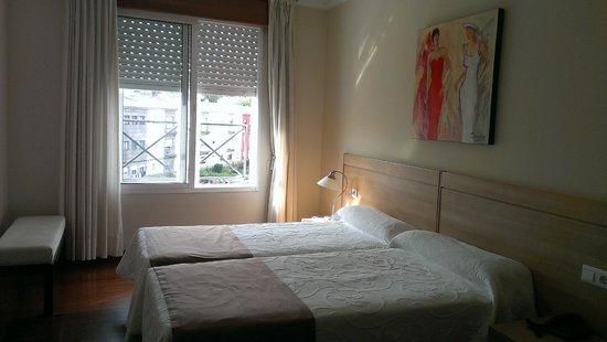 Dabarca Hotel Apartamentos : Dormitorio