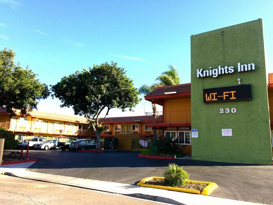 Knights Inn San Ysidro