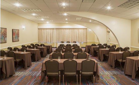 Quality Inn & Suites at Binghamton University: Meeting Room