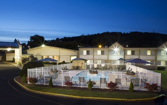 Quality Inn & Suites at Binghamton University : Quality Inn & Suites