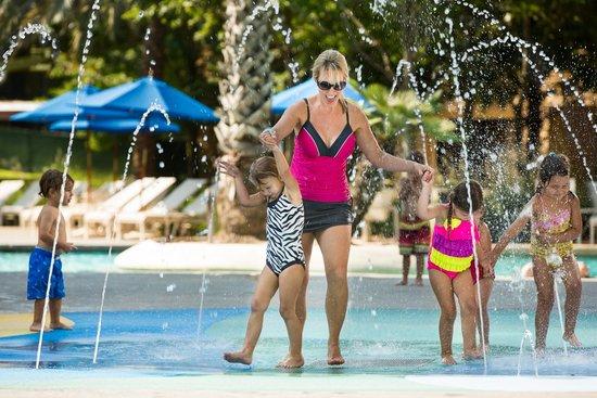 The Woodlands Resort: Puffy's Sprayground