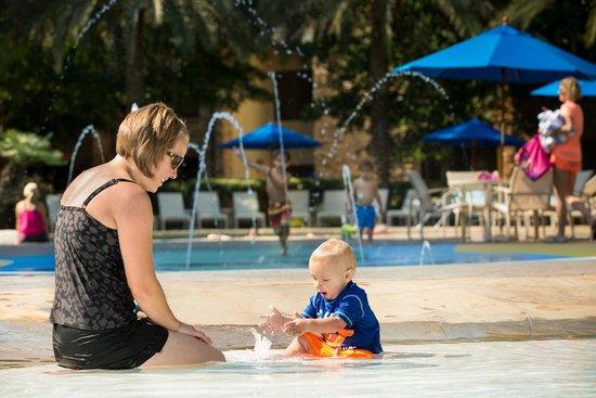 The Woodlands Resort: Toddler Pool