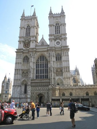 The Great West Door of Westminster Abbey & The Great West Door of Westminster Abbey - Picture of Westminster ... Pezcame.Com