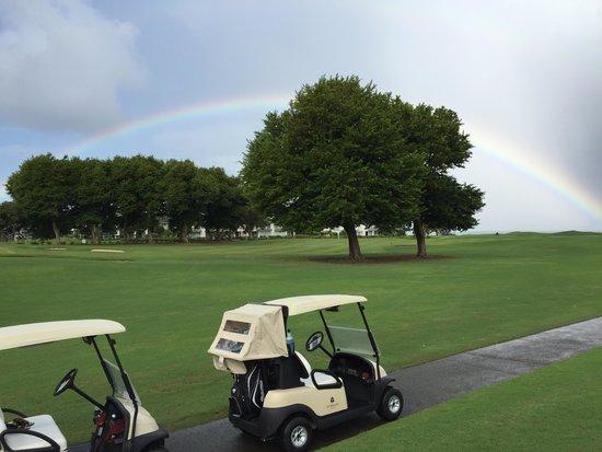 Princeville Makai Golf Club: Full Rainbow #3