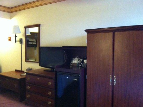 Hampton Inn Manheim : furniture