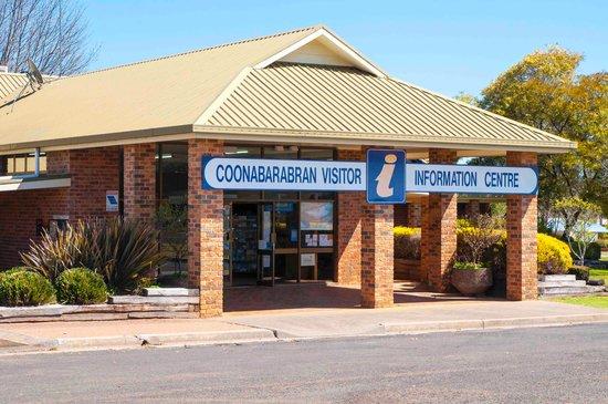 Coonabarabran Visitor Information Centre