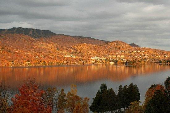 Hotel du Lac: Vue de la suite K212