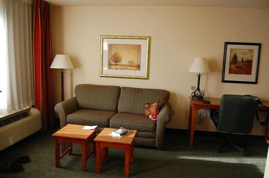 Staybridge Suites Allentown West: Sitting area